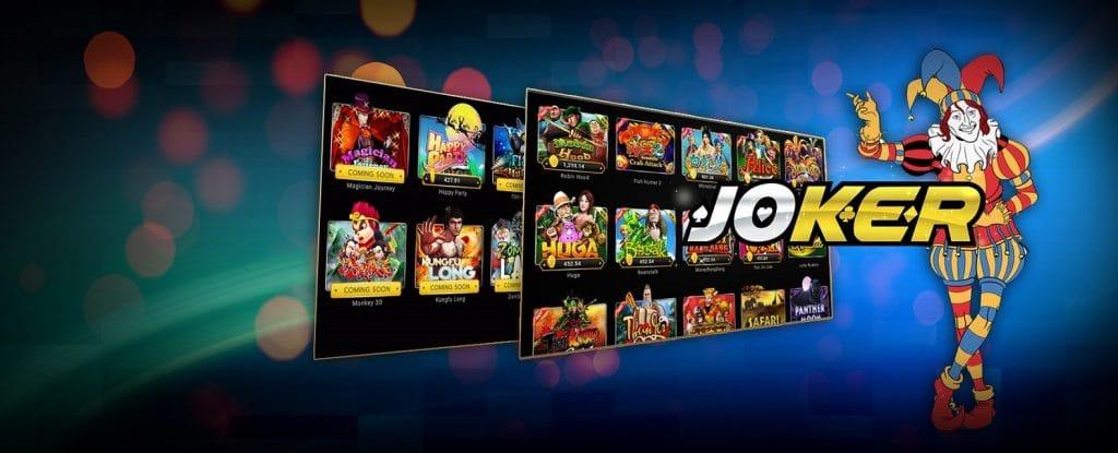Joker slot ฟรีเครดิต