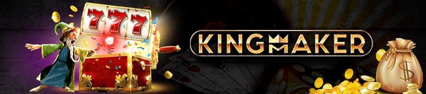 King Maker Slot Casino