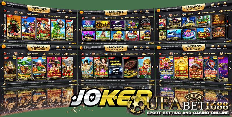 JokerSlot666 ufabet1688